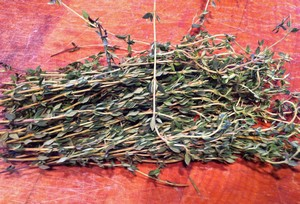 Accidental Locavore Thyme