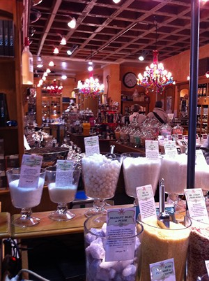 Accidental Locavore Spice Store Inside