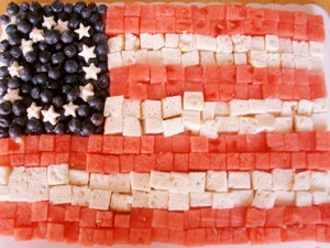 Accidental Locavore Flag Small