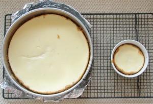 Accidental Locavore Cheesecake