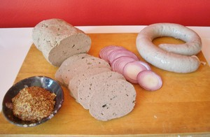 Accidental Locavore Liverwursts