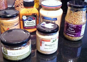 Accidental Locavore Mustards