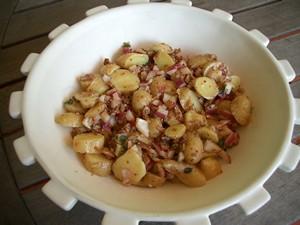 Accidental Locavore French Potato Salad