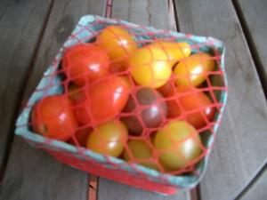Accidental Locavore Box of Cherry Tomatoes