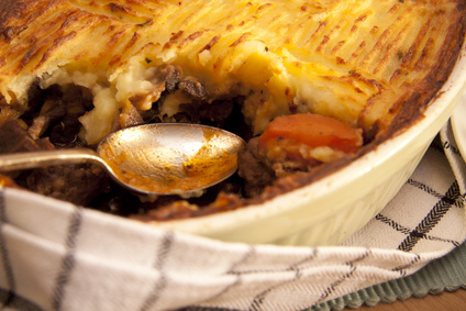 Accidental Locavore Turkey Shepherd's Pie