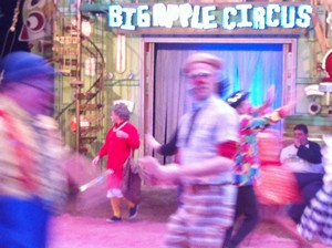 Accidental Locavore Big Apple Circus