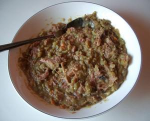 Accidental Locavore Split Pea Soup