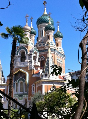 Accidental Locavore Russan Cathedral
