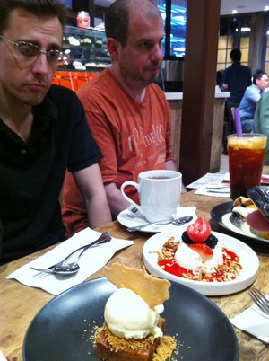 Accidental Locavore Dessert Tapas