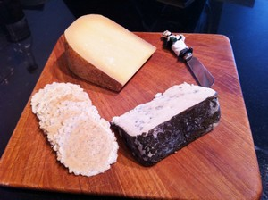 Accidental Locavore Raw Milk Cheeses