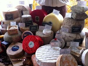 Accidental Locavore Vermont Cheeses