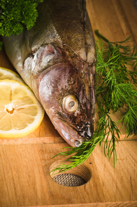 Accidental Locavore Whole Fish