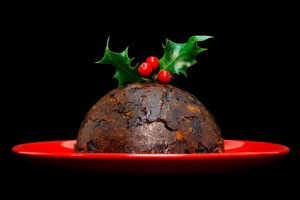 Accidental Locavore Plum Pudding