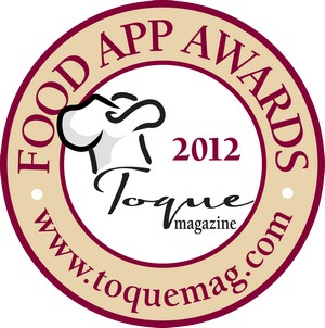 Accidental Locavore Toque App Award