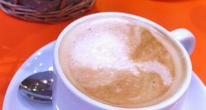Accidental Locavore Latte