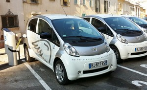 Accidental Locavore Electric cars in Nice