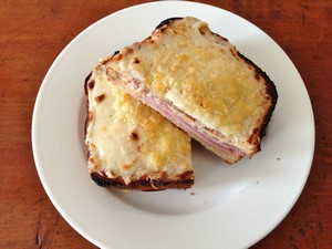 Accidental Locavore My Croque Monsieur