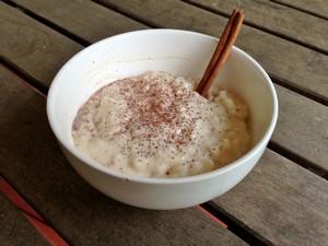 Accidental Locavore Rice Pudding