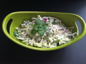 Accidental Locavore 3 Cabbage Coleslaw