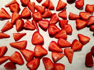 Accidental Locavore Strawberries for Roasting