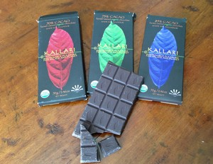 Accidental Locavore Kallari Chocolate