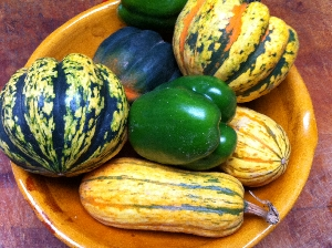 Accidental Locavore Winter Squash