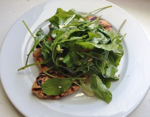 Accidental Locavore Chicken Paillard