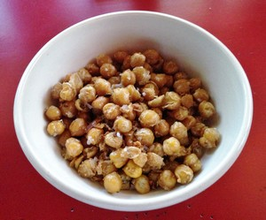 Accidental Locavore Fried Chickpeas