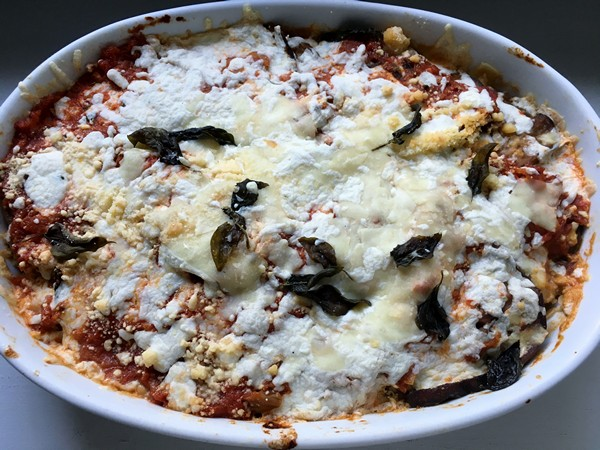 Accidental Locavore Eggplant Parm My Way