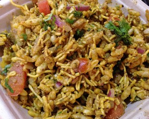 Accidental Locavore Bhel Puri