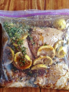 Accidental Locavore Chicken Marinade