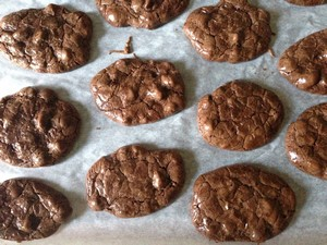 Accidental Locavore Ultimate Chocolate Cookies