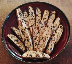 Accidental Locavore Finished Biscotti