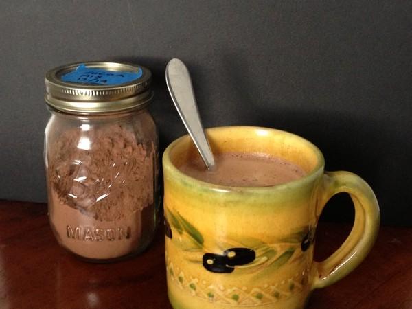 Accidental Locavore Hot Chocolate