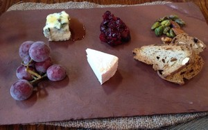 Accidental Locavore Pangea Cheese Plate