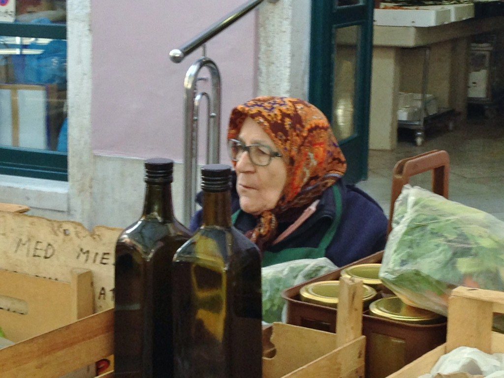 Accidental Locavore Market Vendor
