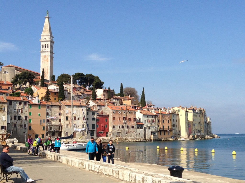Accidental Locavore Rovinj