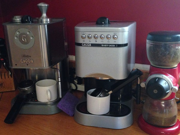 Accidental Locavore Coffee Makers