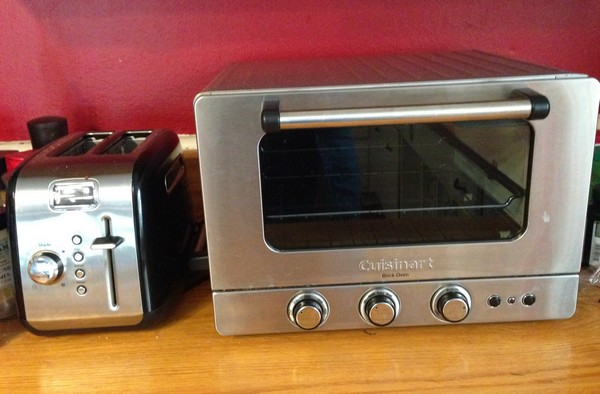 Accidental Locavore Toasters