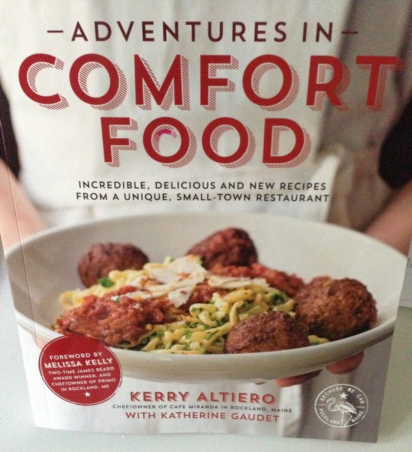 Accidental Locavore Kerry's Book