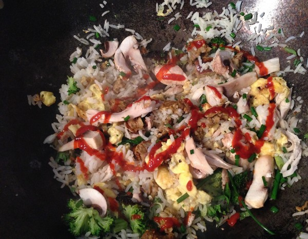 Accidental Locavore Making Thai Fried Rice