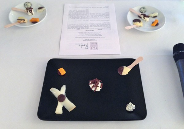 Accidental Locavore Cheese and Chocolate Presentation