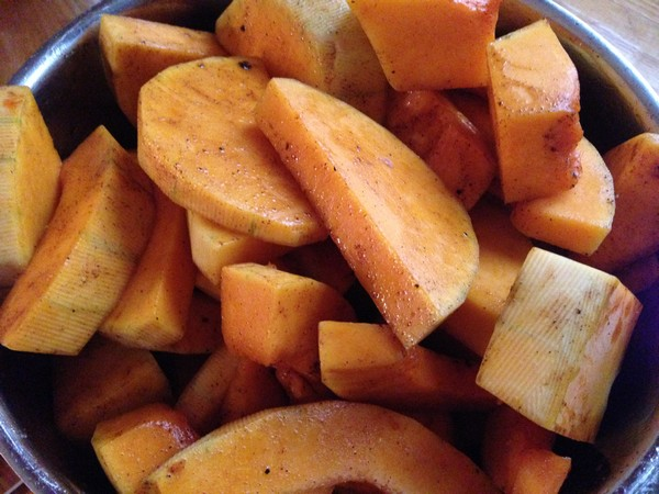 Accidental Locavore Butternut Squash for Roasting