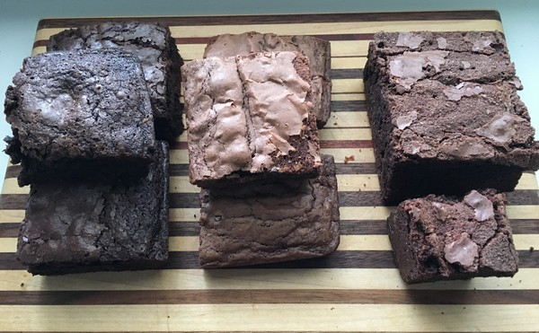 Accidental Locavore Best Brownie