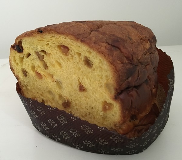 Accidental Locavore Panettone
