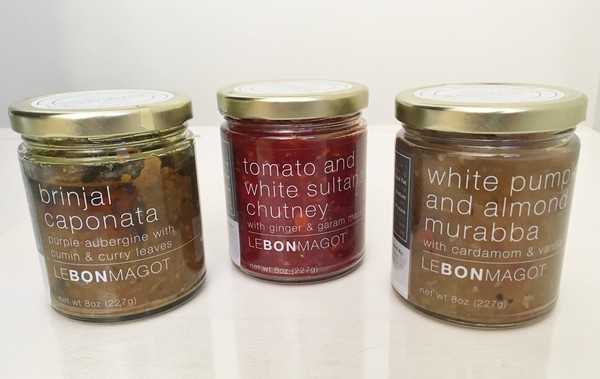 Accidental Locavore Le Bon Magot Chutneys