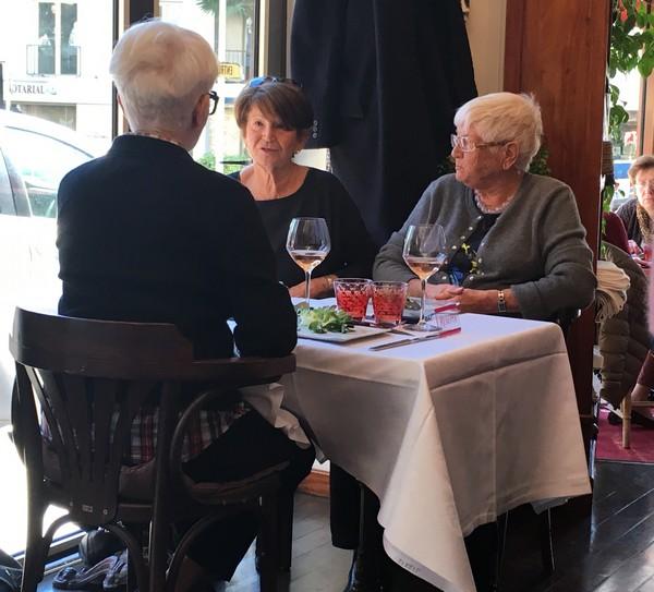 Accidental Locavore Trois Femmes