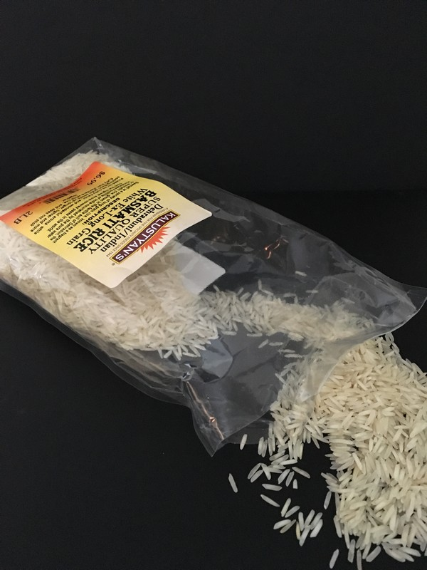 Accidental Locavore Basmati Rice