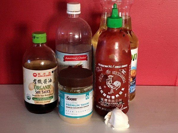 Accidental Locavore Ingredients for Hoisin Sauce