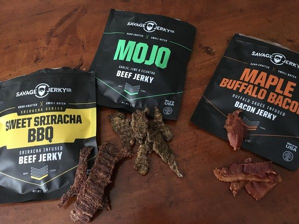 Accidental Locavore Carnivore Club Beef Jerky